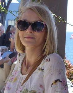 Wiola Green Round Sunglasses, Sunglasses Women, Fashion, Moda, Fasion, Trendy Fashion, La Mode