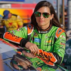 Danica Patrick has already raked in more than $2.8 million this year. Can we get her job, please?