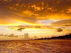 Spectacular Sunset in Key West