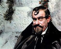 """Sir Graves Ghastly  (Lawson J. Deming)  """"Neeeeeeyeeeeaaaaaaaahhhhhh ah ah ahh"""""""