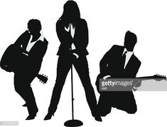 Rock and roll band wearing business. Rock N Roll, Rock And Roll Bands, School Of Rock, Make Business, Insight, Musicals, T Shirt, Fictional Characters, Training
