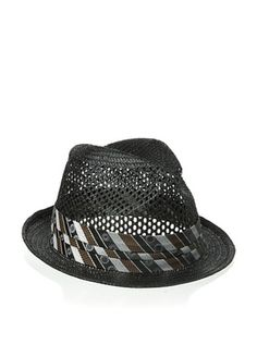 Christy's Women's Toyo Tie Fedora