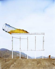 Stefan Ruiz - Billboard, Pan Americana Highway on www.eyestorm.com