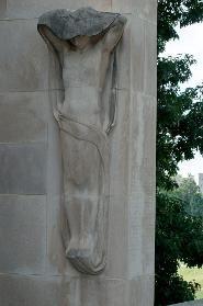 The Sacrifice Pylon | The Pylons | War Memorial Chapel | Memorial Court | About Virginia Tech: Buildings | Virginia Tech