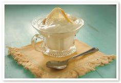 "This lemon yogurt recipe is my ""tastes just like dessert"" favorite health food. It's high in protein, is sugar free, and tastes like lemon aid pie!"