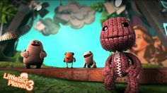 Little Big Planet 3 Gameplay! Little Big Planet 3 Trailer Little Big Planet Release Date and Reveal! Don't forget to leave a Like and Favorite if you . Little Big Planet, Playstation Games, Ps4 Games, News Games, Family Video Games, Family Fun Games, Sumo, Minecraft Welten, Ps Vita Games
