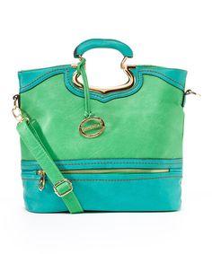 Green Reva Tote...LOVE the colors!!