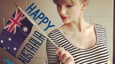 Taylor Swift Is The Honorary Aussie Girl For Australia Day