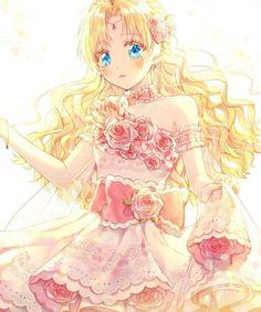 Kawaii Chibi, Kawaii Anime Girl, Anime Art Girl, Pretty Anime Girl, Beautiful Anime Girl, Anime Princess, My Princess, Anime Korea, Anime Couples Drawings