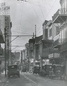 Royal Street - 1920s