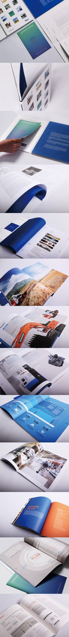 2012 Doosan Infracore Integrated Report
