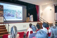 Conferência de Bea Johnson   Zero Waste Home   Junta de Freguesia de Alvalade   8-07-2016