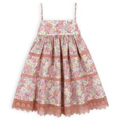 Cute summer dress for your little girl