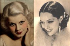 Maquiagem anos 30