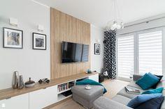 Salon styl Minimalistyczny - zdjęcie od KRAMKOWSKA | PRACOWNIA WNĘTRZ