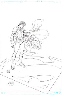 Superman/Batman #26 cover   Michael Turner