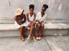 osidosy:  2becontinued:  Melanin Queens  CHOCOLATE TAKEOVER