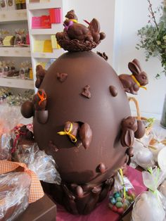 The most expensive chocolate egg