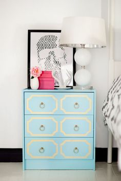 Color me pretty: http://www.stylemepretty.com/living/2015/03/16/25-nightstands-worthy-of-sleeping-next-to/