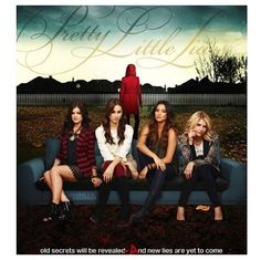 Pretty Little Liars and Red Coat