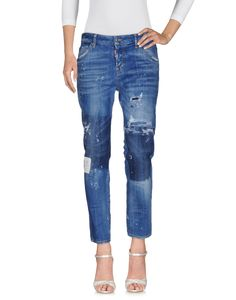 Dsquared2 Women Denim Pants on YOOX. The best online selection of Denim Pants Dsquared2. YOOX exclusive items of Italian and international designers - Secure payments