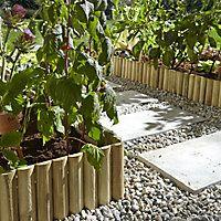 Terrasse Et Sol Exterieur Castorama En 2020 Bordure Jardin Bordure Gazon Bordure Bois