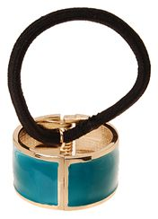 L. Erickson Atelier Enamel Cuff Pony - As Seen in Real Simple Magazine -