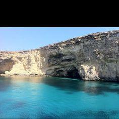 Blue Lagoon, Gozo 2011