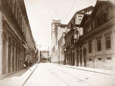 Rua Florencia de Abreu - 1914