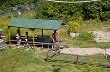 Monkey Trunks - Ziplines and High Ropes Adventure Course in NH and ME - CHOCORUA, NH