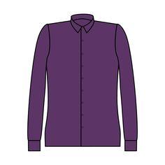 Singular Shirt make a custom pattern based on your measurements for free