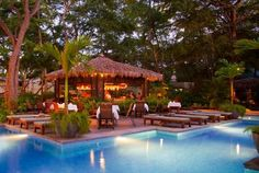 list of best restaurants in Tamarindo, Costa Rica