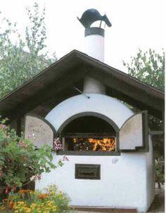 Steinbackofen Steinbacköfen Backofen Bread Oven, Four A Pizza, Fake Fireplace, Pizza Oven Outdoor, Barbecue Area, Herd, Outdoor Structures, Building, Outdoor Decor