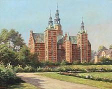 Frederik Wilhelm Svendsen (1885-1975): Rosenborg Castle