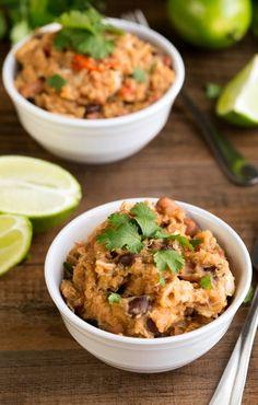 Slow Cooker Taco Quinoa