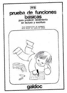 Infantil y Primaria: Prueba de funciones básicas