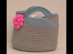 Crochet Basket Stash - Buster