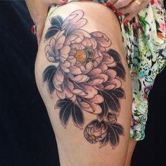 Minha nova Tattoo pelas mãos do incrível Denis Vazios