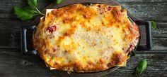 Grønnsakslasagne med paprika og spinat | Lises blogg Vegetarian Eggs, Cottage Cheese, Plant Based Recipes, Pasta Dishes, Bon Appetit, Dairy Free, Dinner Recipes, Dinner Ideas, Veggies