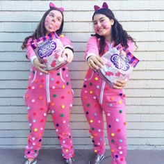 And the Winners of the 2015 Halloween Costume Contest Are… via Brit + Co