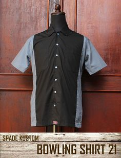 Bowling shirt 21