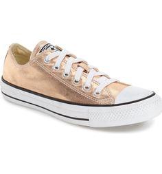 Converse Chuck Taylor® All Star®  Um - Ox  Metallic Sneaker (Women)  af3fd153c