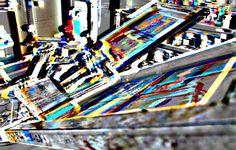 Screen Printing Press.