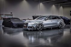 730 Hp : Audi RS6-R by ABT