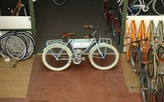 Lampociclo:biciclette elettriche artigiananli