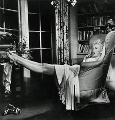 suicideblonde:    Marilyn Monroe in The Seven Year Itch (1955)