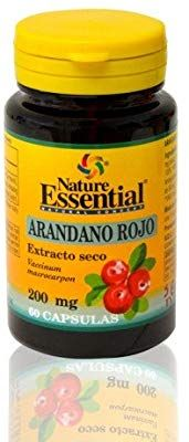 Arandano Rojo 5000 Mg Ext Seco 200 Mg 60 Capsulas Con