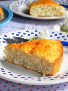 Gâteau au coco - 4 ingrédients Haitian Food Recipes, Dessert Drinks, Gluten Free Recipes, Food Inspiration, Bakery, Deserts, Food And Drink, Yummy Food, Cooking