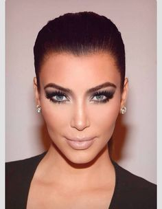 When I start doing faces and they start looking like Kim's then I succeeded
