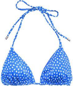 Dvf 1974 Deianira bikini top at ShopStyle $22.99